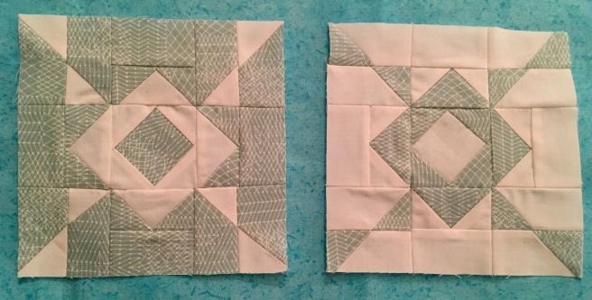 "6"" quilt block Patterns by Jen"