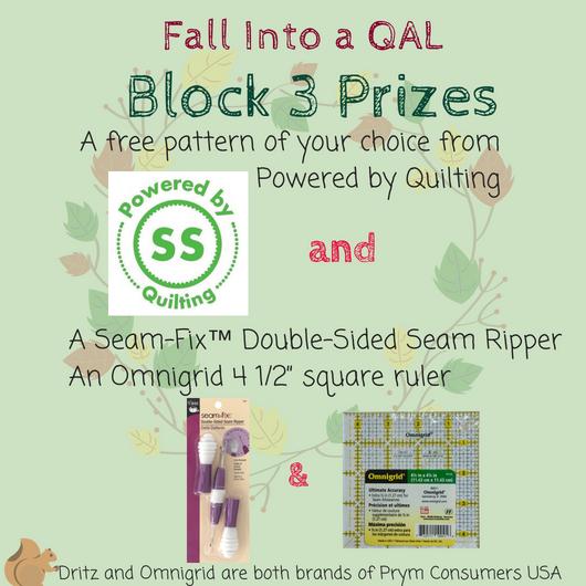 #fallintoaqal prizes