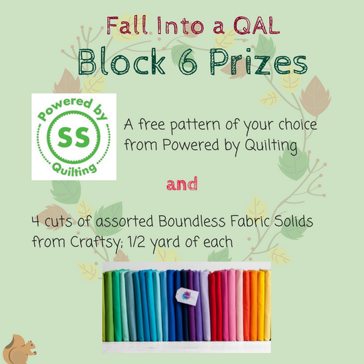 Block 6 prizes #fallintoaqal