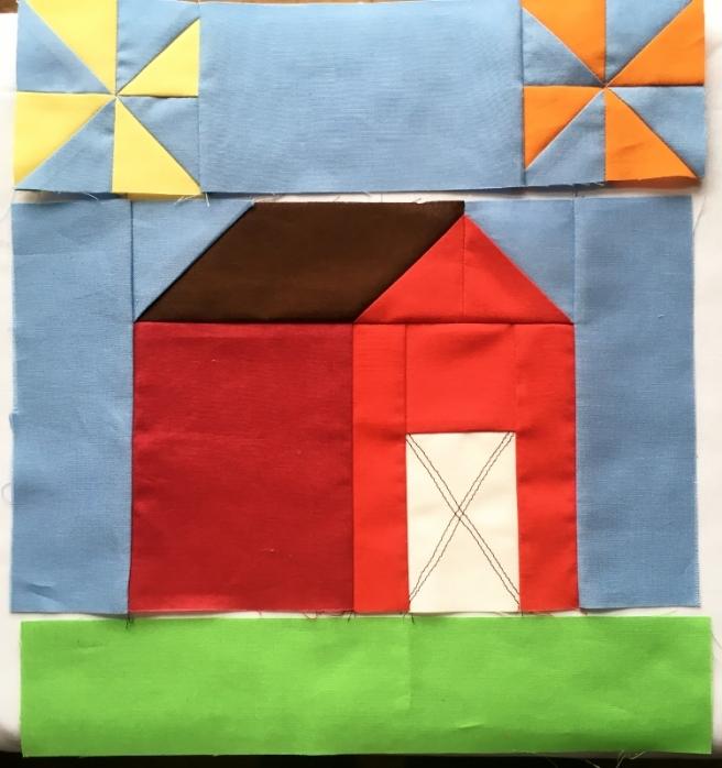Barn block #fallintoaqal
