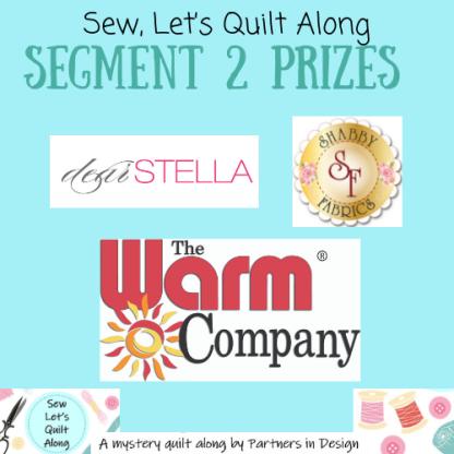 #sewlatsqal Segment 2 Prizes