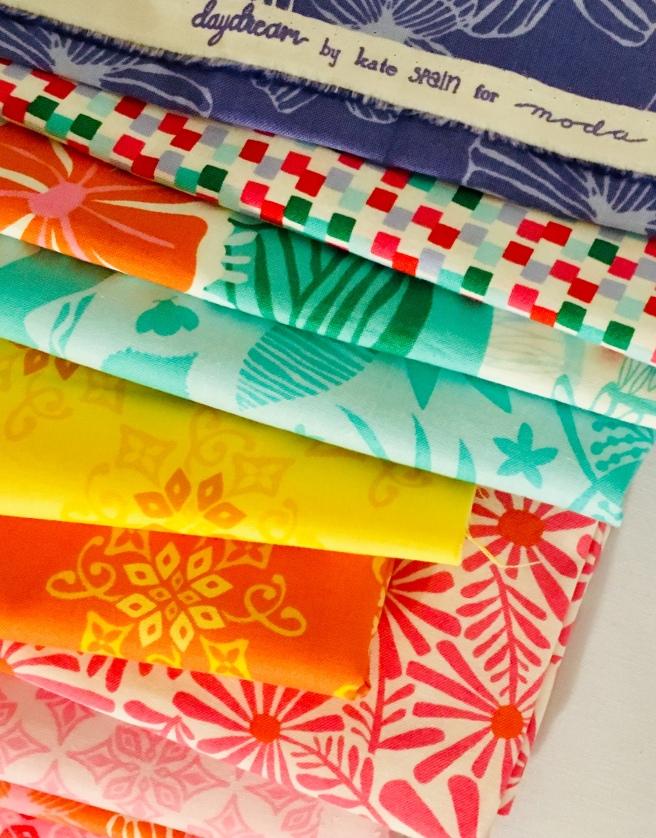Moda fabric Daydreams