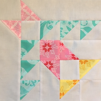Barn Quilt BOM Month 1